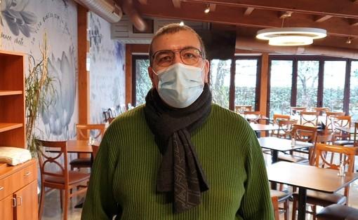 Gino Savino del ristorante Capri