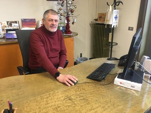Il sindaco Puricelli lancia l'ennesimo appello antitruffe