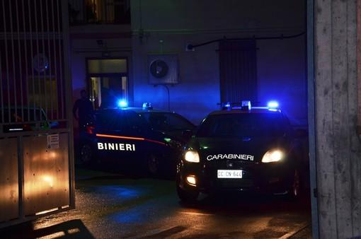 I rapinatori sono entrati in azione nella notte di ieri, poco dopo il coprifuoco (foto di repertorio)
