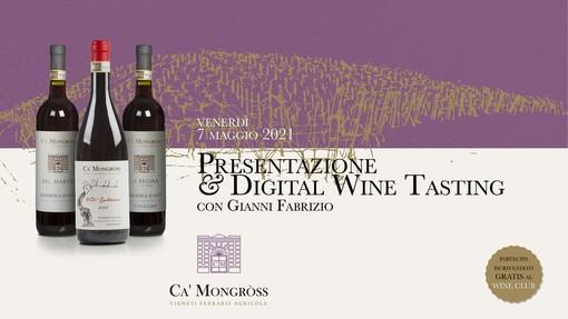 Presentazione e degustazione 'digitale' per tre magnifiche etichette di Barbera d'Asti
