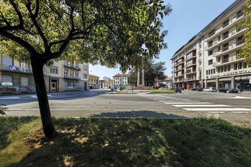 Piazza Trento e Trieste è una delle piazze citate da Bac