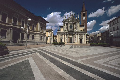 Piazza San Giovanni (foto di Marino Bianchi)