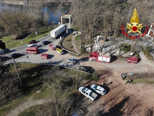 Continuano le ricerche della donna scomparsa a Lonate Pozzolo: al setaccio il Ticino