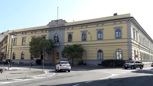 La facciata di piazza Trento e Trieste. Altre foto degli spazi all'interno e della presentazione alla stampa in fondo all'articolo