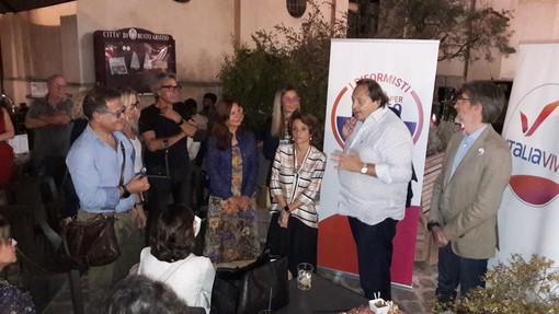 """Il ministro Elena Bonetti a Busto per """"I riformisti"""""""