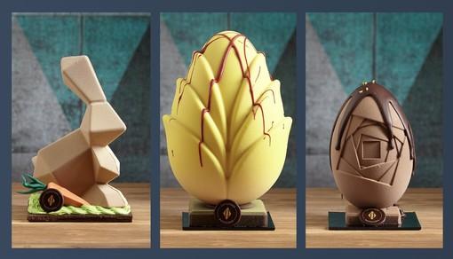 A Pasqua la Pasticceria Chiara si fa in tre: arte, gusto e beneficenza