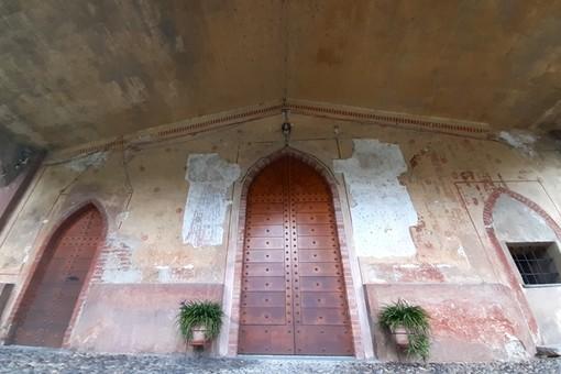La chiesa di Sant'Antonio a Moncucco