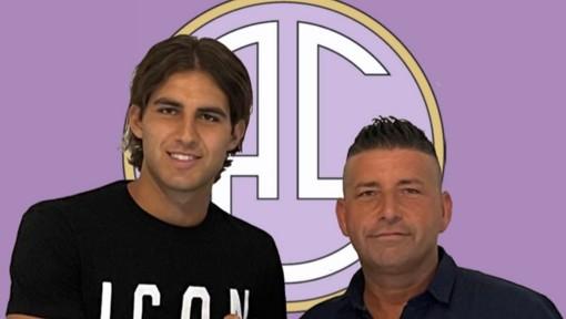 Andrea Robbiati con Vito Cera