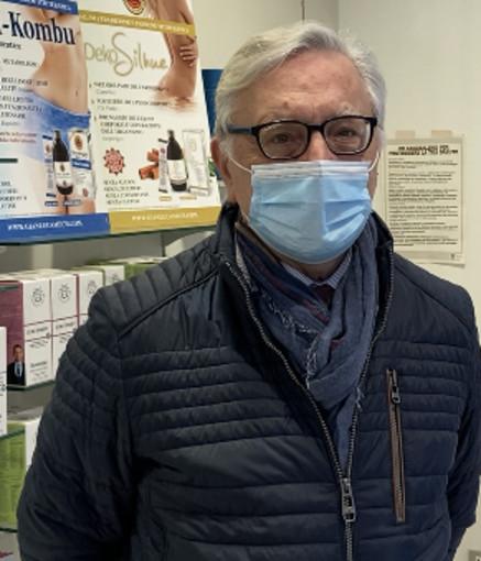 L'assessore Osvaldo Attolini