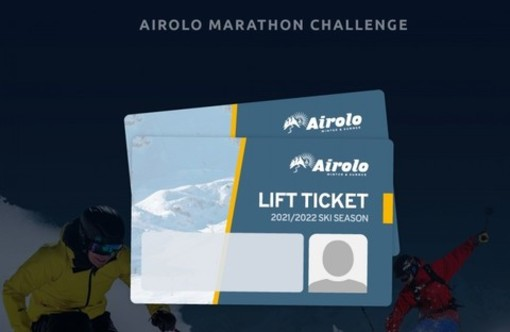 Airolo Marathon Challenge: partecipa e vinci uno skipass