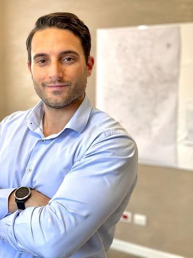 L'amministratore unico, Alessandro Della Marra