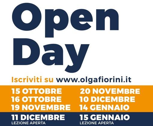 Tempo di Open day e lezioni aperte per gli istituti superiori Olga Fiorini e Marco Pantani
