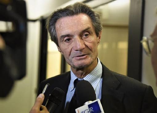 «La Lombardia resta in zona gialla», la conferma del governatore Fontana