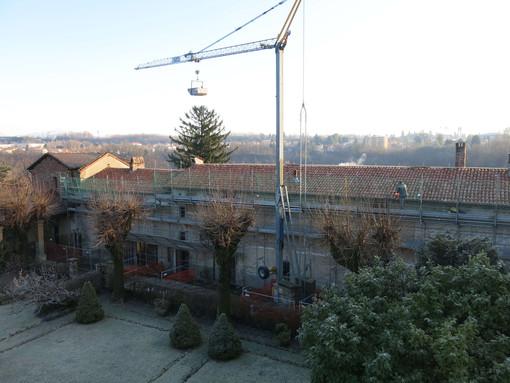Terminato il cantiere principale della Collegiata di Castiglione Olona