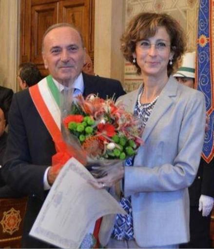 Gli auguri della città di Legnano alla ministra Marta Cartabia