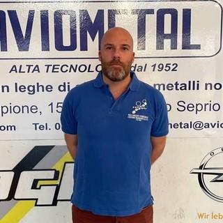 Salvatore Onelli, nuovo tecnico della pallamano femminile a Cassano Magnago