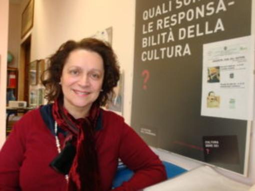 Cristina Boracchi, preside del liceo Crespi e anima del festival Filosofarti