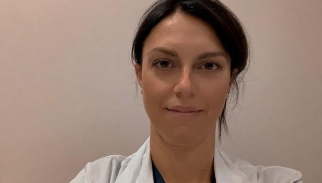 La dottoressa Raffaella Radin