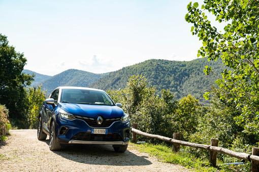 Renault Captur Hybrid