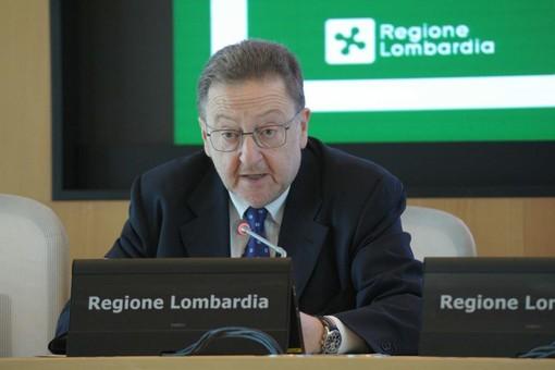 L'assessore regionale alla Sicurezza Riccardo De Corato