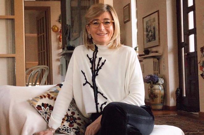 Elisabetta Bombaglio è la presidente dell'Associazione Diabetici Valle Olona odv