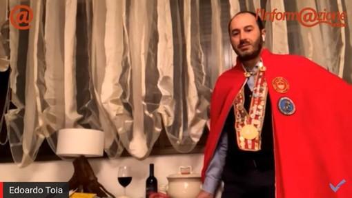 Il Maestro Edoardo Toia