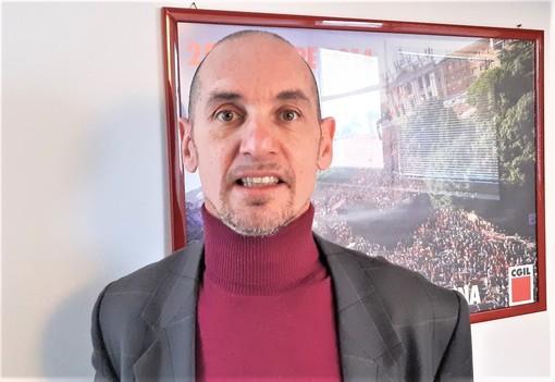 Francesco Vazzana (Cgil)