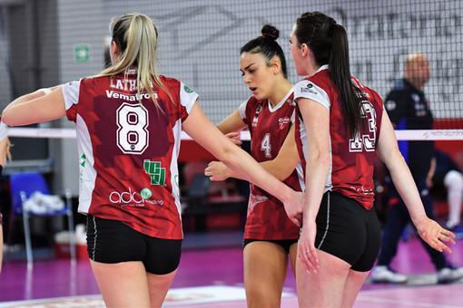 Futura Volley in cerca di punti a Montecchio