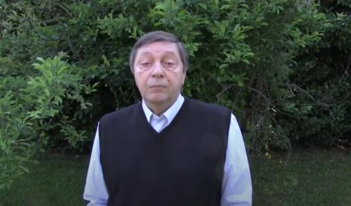 L'assessore all'Istruzione Giancarlo Simontacchi