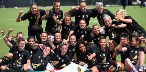 La Juventus è campione d'Italia per la quarta volta consecutiva (foto figc.it)