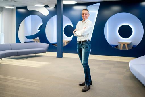 Luca Spada, presidente e fondatore di Eolo