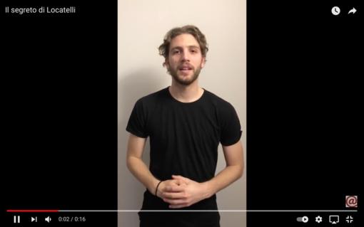 Locatelli nel video di Busto per le Cuffie colorate