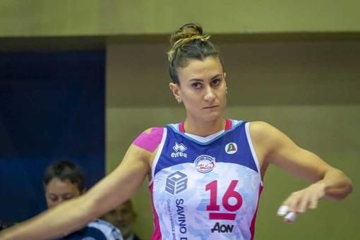Lucia Bosetti prossima farfalla di Busto (foto volleyball.it)