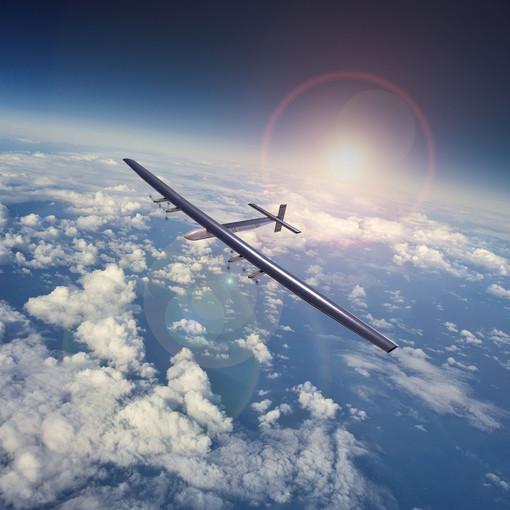 Fa progressi il drone ad energia solare di Leonardo