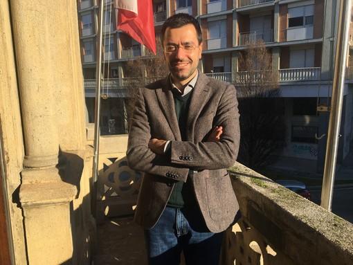 Il sindaco di Legnano Lorenzo Radice