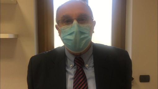 Il dottor Marino Dell'Acqua, direttore socio sanitario dell'Asst Valle Olona