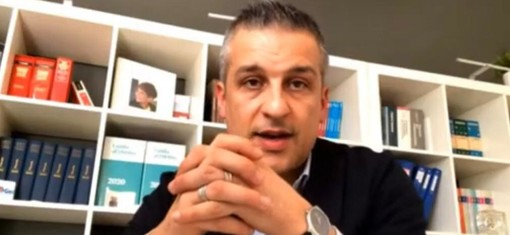 Il sindaco Nicola Poliseno