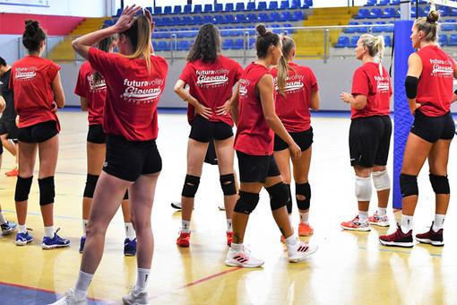 Da Brescia a Chieri: per la Futura Volley in arrivo le prime amichevoli