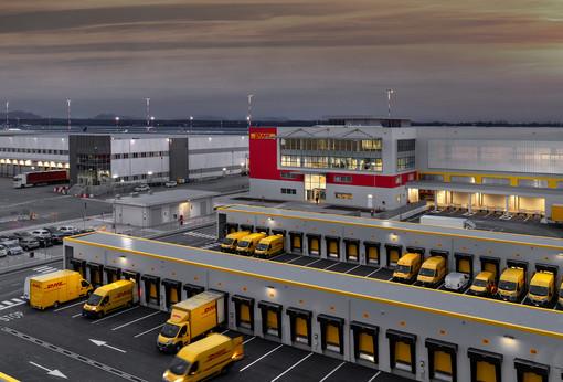 Un mondo che spalanca le porte: l'hub internazionale di Dhl Express