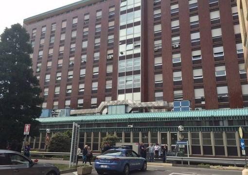L'ospedale di Busto Arsizio