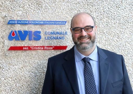 Il presidente, rieletto, Pierangelo Colavito