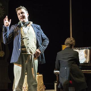 Busto, Palkettostage si reinventa in tempo di Covid. Teatro on demand in lingua originale