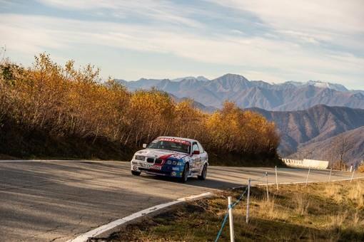 Nella foto Caldani una vettura del trofeo BMW CFB2 Race Tech