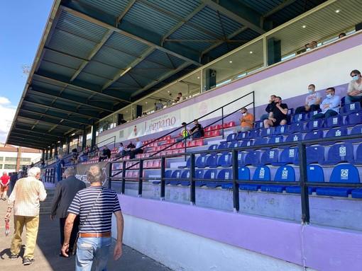 VIDEO e FOTO. Legnano-Folgore Caratese 2-1: è gioia lilla con Di Lernia e Nava