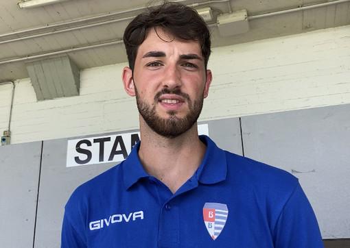 Moris Sportelli, un volto nuovo della difesa biancoblù