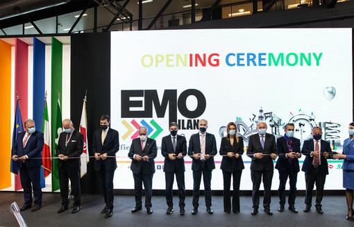 Emo Milano 2021 inaugura l'epoca post pandemia del settore delle macchine utensili, robot e automazione