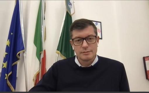 Il sindaco di Gorla Maggiore Pietro Zappamiglio