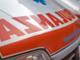 Con la moto contro il furgone: grave ventiquattrenne a Vanzaghello