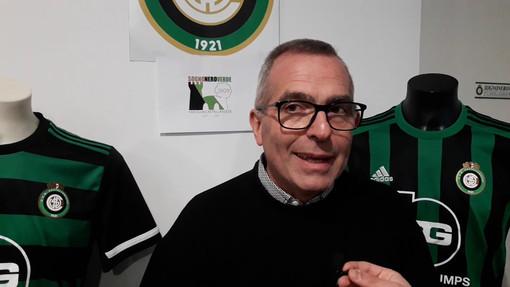 Angelo Gadda, presidente del fan club