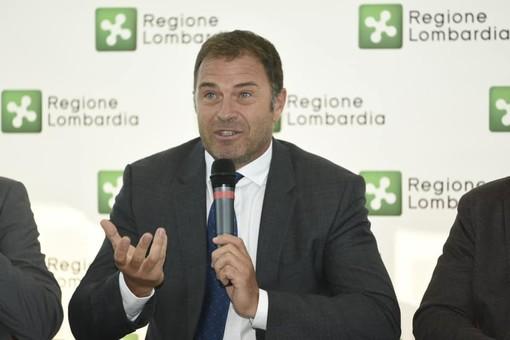 Antonio Rossi, sottosegretario alla presidenza con delega a sport, olimpiadi e grandi eventi